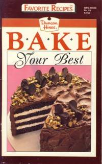 Bake Your Best Duncan Hines