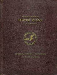 B-24D Airplane Service and Training Manual Power Plant