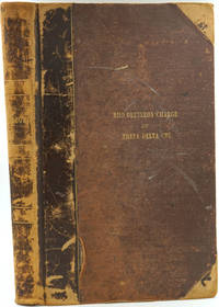 image of Columbia College member book of Rho Deuteron Charge of Theta Delta Chi