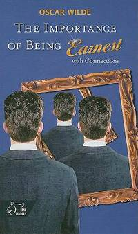 image of The Importance Of Being Earnest With Connections (Holt McDougal Library, High School with Connections)