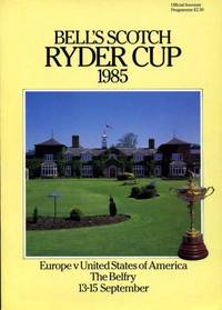 image of Ryder Cup 1985