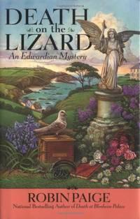 Death on the Lizard (Victorian Mysteries)