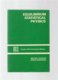 Equilibrium statistical physics plischke