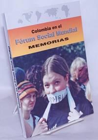 image of Colombia en el Fórum Social Mundial: Memorias