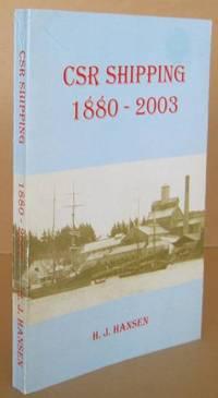 CSR Shipping 1880 - 2003