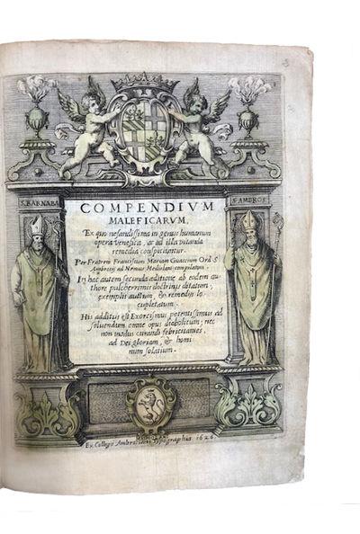 Compendium Maleficarum.