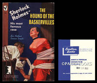 image of The Hound of the Baskervilles. (Bantam Review Copy)