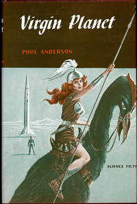VIRGIN PLANET by  Poul Anderson - First edition - [1956] - from John W. Knott, Jr., Bookseller, ABAA/ILAB and Biblio.com
