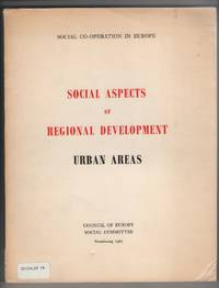 Social Aspects of Regional Development - Urban Areas