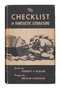 THE CHECKLIST OF FANTASIC LITERATURE