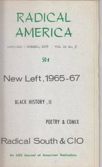 Radical America, Vol.  II, No. 5 (September-October, 1968)