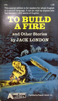 image of To Build a Fire and Other Stories