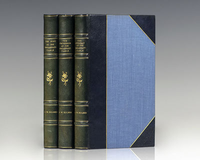 London: J. M. Dent & Co., 1907-1911. Finely bound fully illustrated example of the series that gaine...