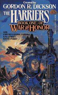 image of THE HARRIERS - WAR & HONOR