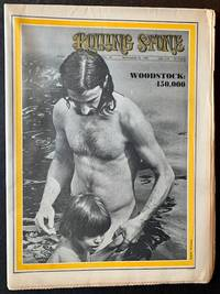 "Rolling Stone (Issue #42, September 20th, 1969 -- ""Woodstock: 450,000"")"