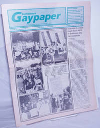 image of Gaypaper [aka Baltimore Gay Paper] vol. 11, #6, Friday November 17, 1989: AIDS death in City Jail
