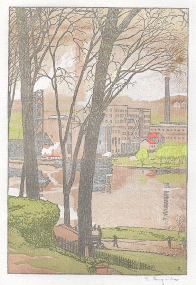 Newark. A Series of Engravings on...