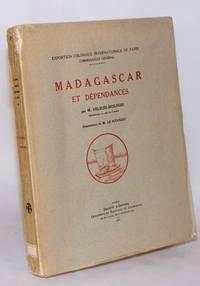 Exposition Coloniale Internationale de Paris, Commissariat General: Madagascar et dépendances