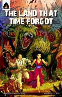 image of Land That Time Forgot, The (Campfire Graphic Novels)