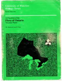 A Checklist of the Flora of Ontario Vascular Plants