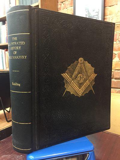 ABAA   The Illustrated History of Freemasonry    by Redding