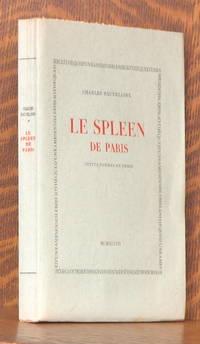 image of LE SPLEEN DE PARIS