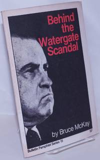image of Behind the Watergate scandal