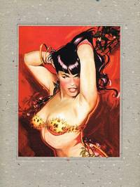BETTIE PAGE: QUEEN OF HEARTS. An Illustrated Review to the Fabulous World of 1950s Glamour Art and the Paper Girl Who Sat its Throne