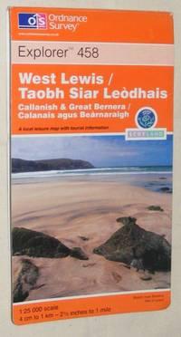 West Lewis/Taobh Siar Leòdhais. Explorer Map 458