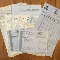 [Archive of Louisville-area Merchants, Consisting of Receipts for Goods Purchased]