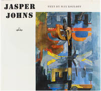 Jasper Johns by JOHNS, Jasper and Max Kozloff - 1967