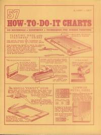 57 How-To-Do-It Charts on Materials, Equipment, Techniques for Screen Printing