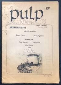 Pulp. Vol. 2 no. 2 (Summer 1976)
