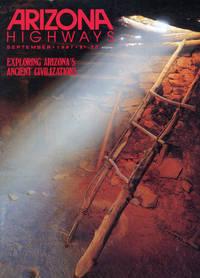 ARIZONA HIGHWAYS : September 1987, Volume 63, No 9