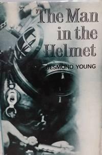 The man in the helmet