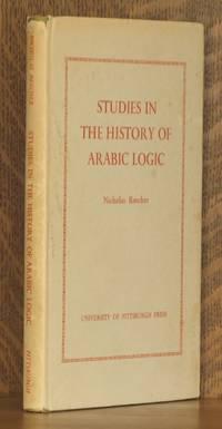 STUDIES IN THE HISTORY OF ARABIC LOGIC