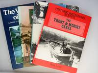 The waterways of Britain : a guide to the canals and rivers of England, Scotland and Wales ; Victorian and Edwardian canals from old photographs ; A pictorial history of Canals [ 4 Excellent Volumes About British Canals ]