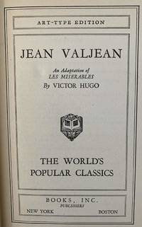 image of Jean Valjean, An Adaptation of Les Miserables.