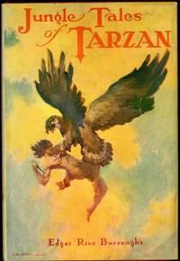 image of THE JUNGLE TALES OF TARZAN