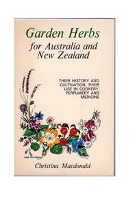 Garden Herbs for Australia and New Zealand