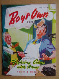 Boy's Own Paper. February 1951.