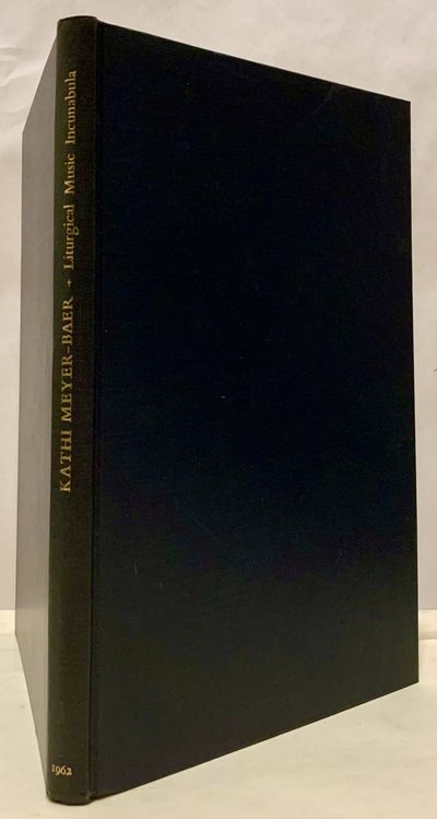 London: Bibliograhical Society, 1962. First edition. Hardcover. Orig. navy cloth. Fine. 63 pages. 25...