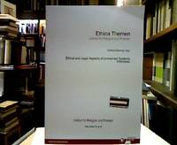 Ethical and Legal Aspects of Unmanned Systems - Interviews. (=Ethica Themen / Institut für...
