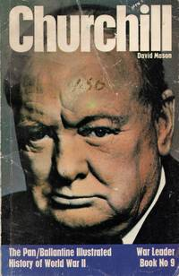 image of The Pan/Ballantine Illustrated History of World War II War Leader Book No.9: Churchill