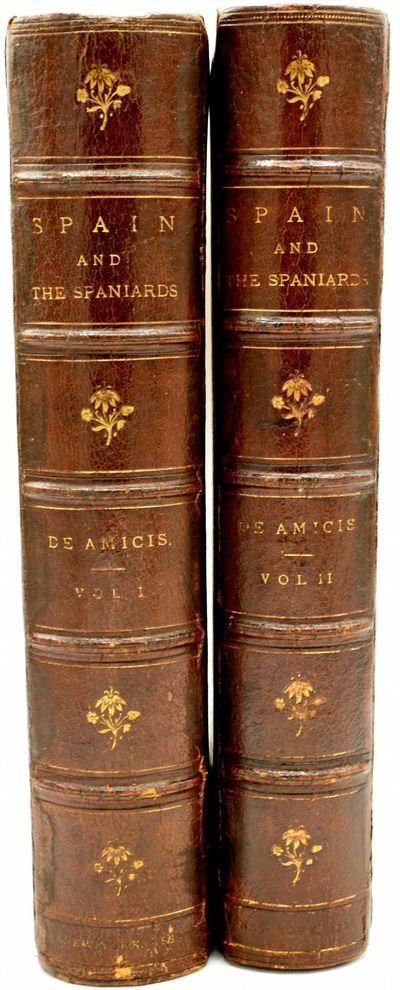 New York: G. P. Putnam's | The Knickerbocker Press, 1885. Limited Edition. Three Quarters Leather. N...