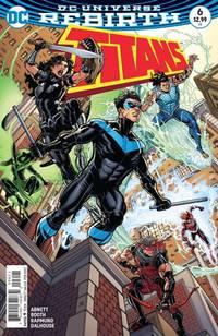Titans #6 Cover B