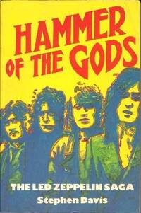 "image of S&J;Hammer Of The Gods: Definitive Biography of ""Led Zeppelin"