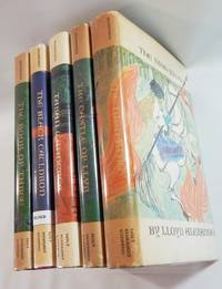 The Prydain Cycle: The Book of Three; The Black Cauldron (Signed); The Castle of Llyr; Taran Wanderer; and The High King