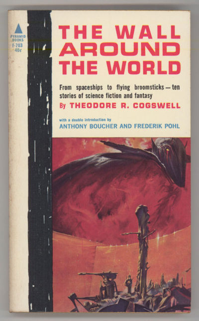 New York: Pyramid Books, 1962. Small octavo, pictorial wrappers. First edition. Pyramid Books F-703....