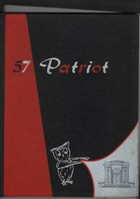 The Patriot High School Yearbook (Seymour Indiana 1957)